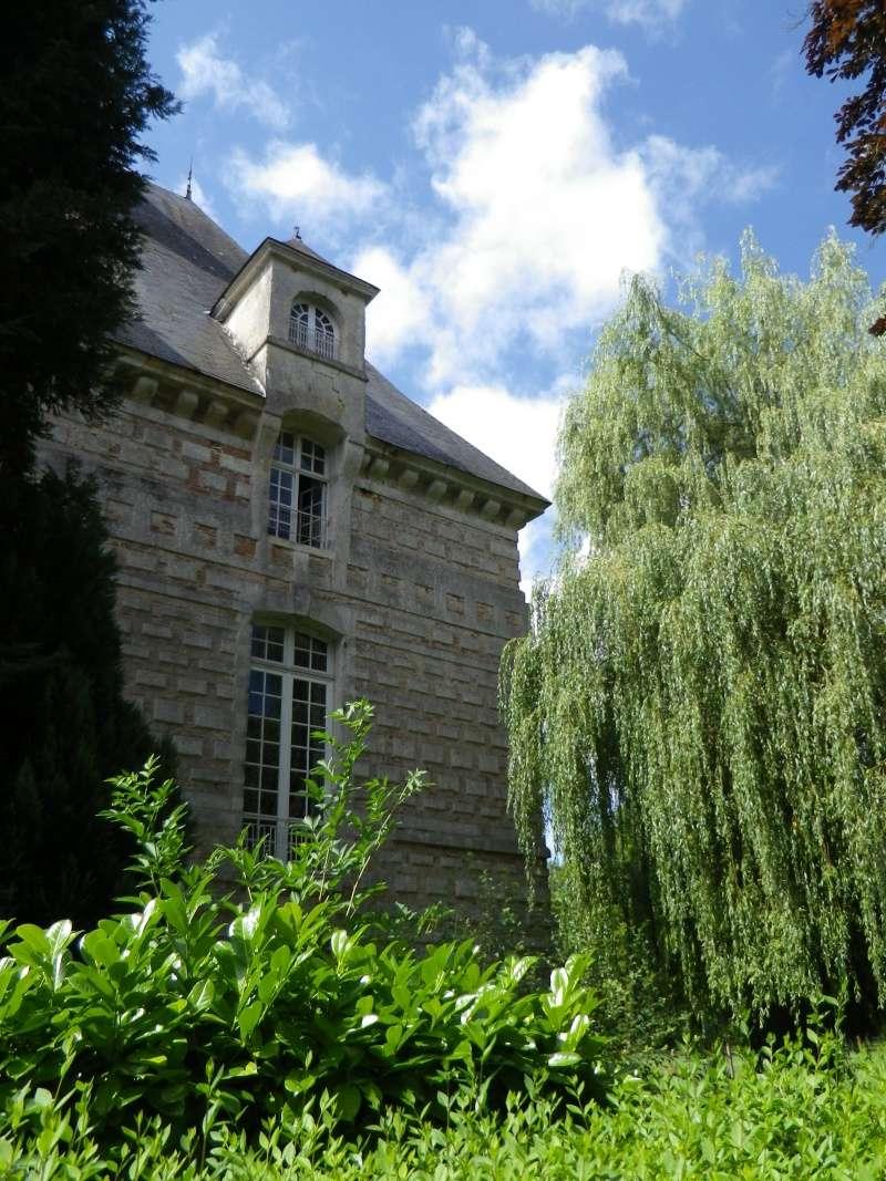 Le château de Fervaques ... Fervaq23