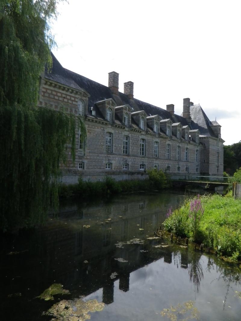 Le château de Fervaques ... Fervaq26