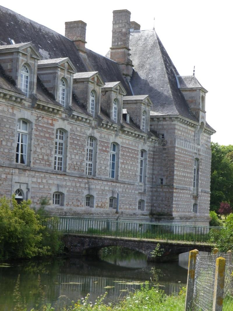 Le château de Fervaques ... Fervaq27