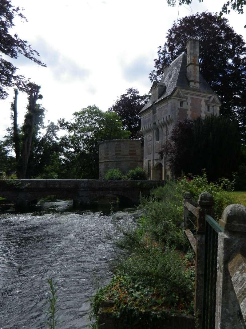 Le château de Fervaques ... Fervaq29