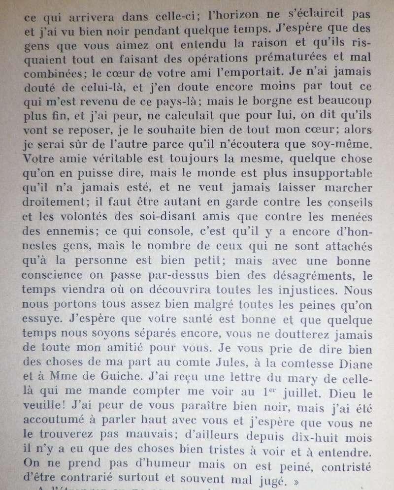 Les lettres de Louis XVI à Mme de Polignac - Page 2 Hedwig11