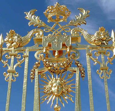 La grille du château Le-sol10