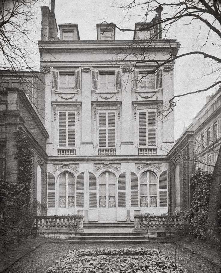 Le logement de Fersen à Paris Ob_b6c10