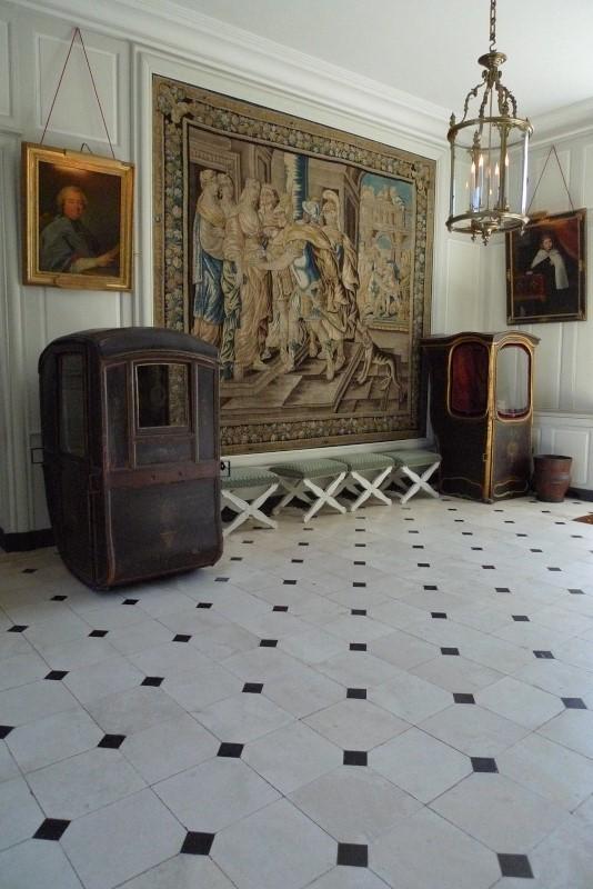 Le château de Parentignat, famille de Lastic P1170011