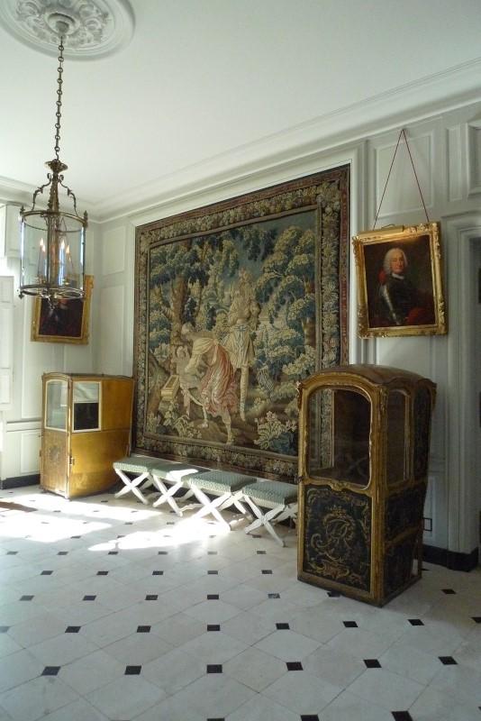 Le château de Parentignat, famille de Lastic P1170012