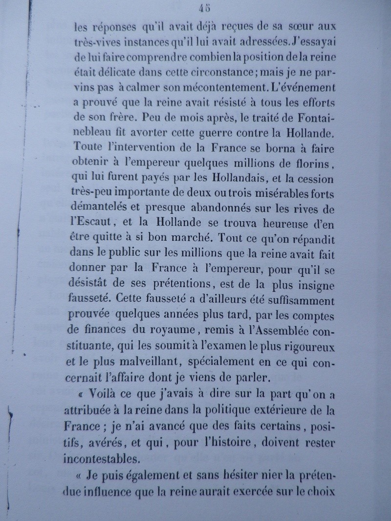 Marie-Antoinette se mêlait-elle de politique ? - Page 8 Politi11