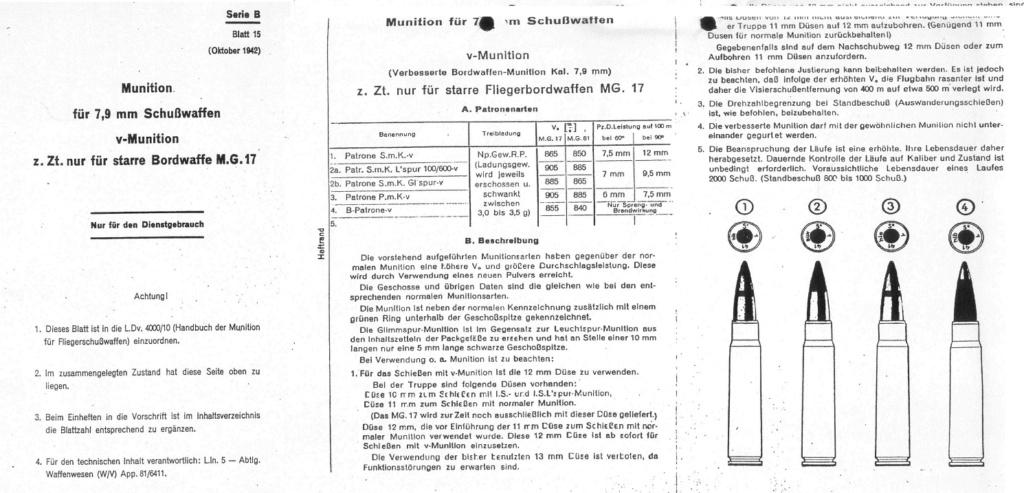 Dernières rentrées en muns allemandes ww2: du courant, du moyen, et du rare 05811
