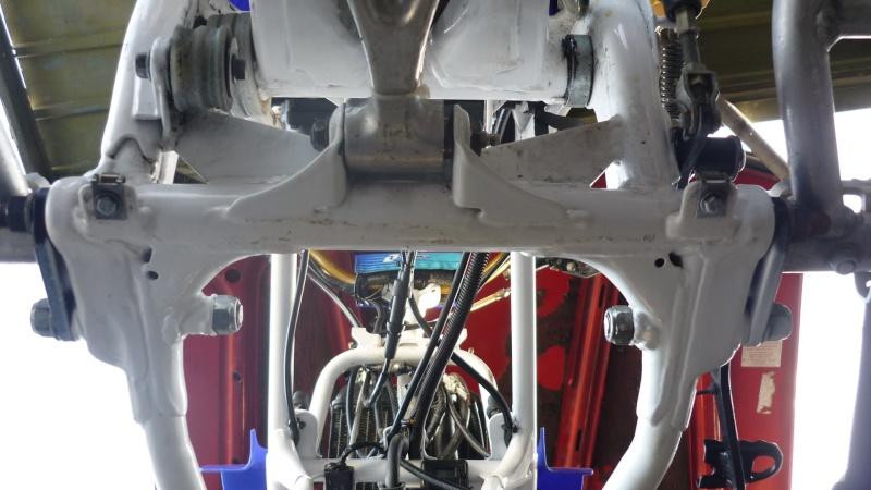 Restauration et préparation Yamaha Banshee Banshe10