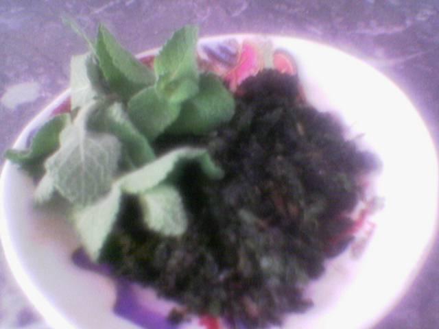Plantes aromatiques, graines, noix, légumes, poissons, épices ... dans la Cuisine Marocaine Captur12