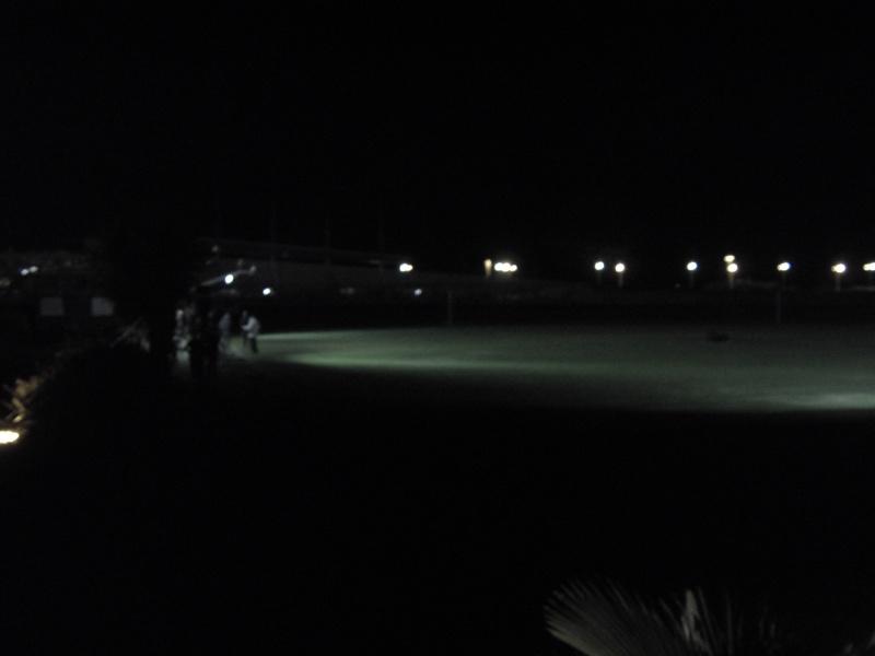 Premier Practice éclairé en P A C A (marseille golf club) Noctur14