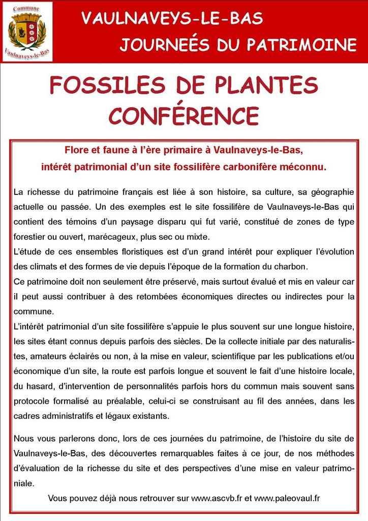 Flore Carbonifère des Alpes Françaises part 2 - Page 3 Affich11