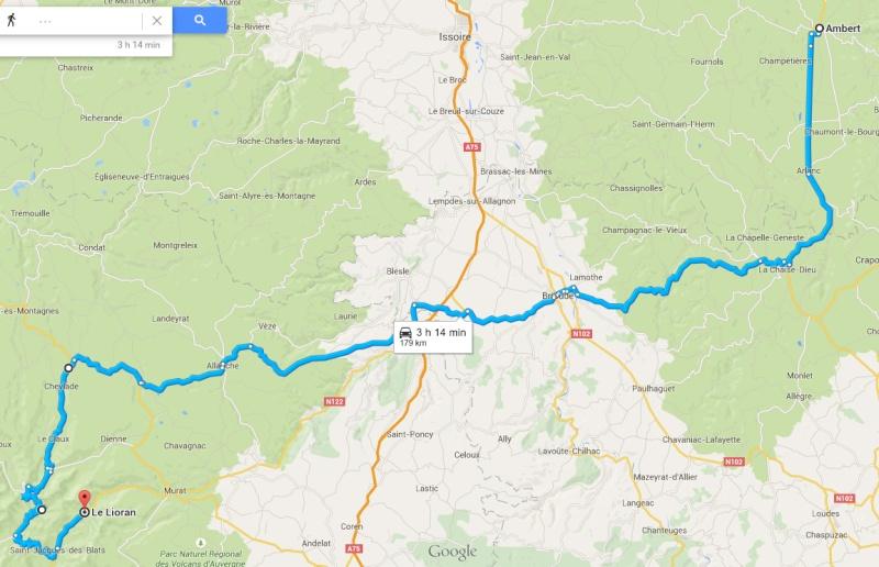 Le Tour de France revient dans le Cantal en 2016 Lioran10