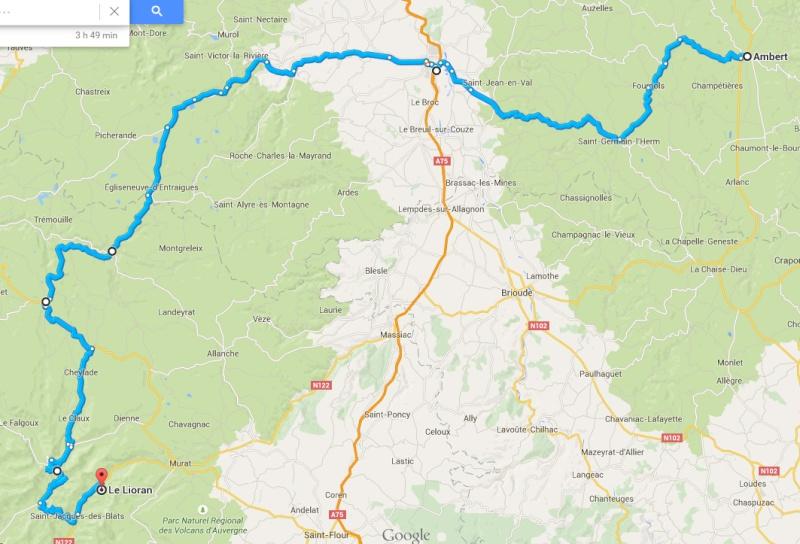 Le Tour de France revient dans le Cantal en 2016 Lioran11