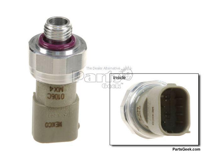 (W203): Cabo - fio quebrado abaixo do radiador - o quê pode ser? Sensor10