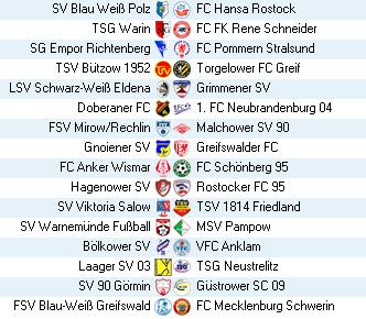 2.Runde Landespokal: Laager SV - TSG Neustrelitz Unbena10