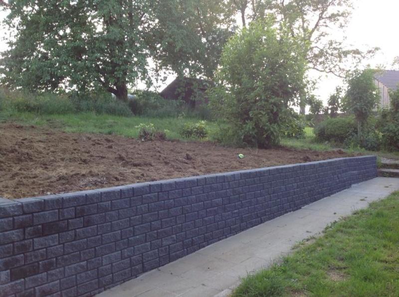 Mur de soutènement 11247015