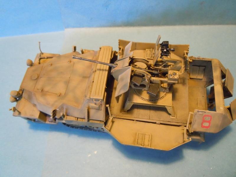 SDKFZ 251/17 Flack 38 -20mm- Luftwaffe - Panzer division Hermann Goering Dscn6111