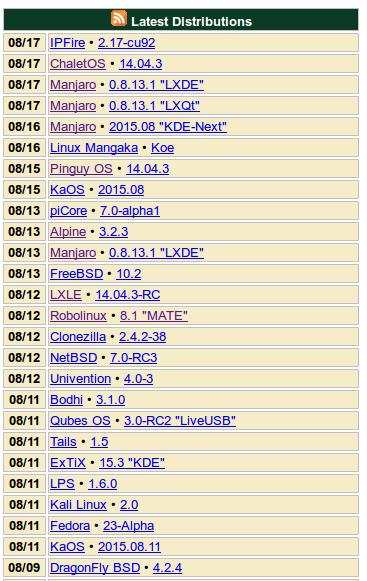 August 9 updates? Screen17