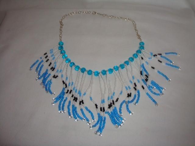mes collier en verre de murano et perle de verre de lilou Image012