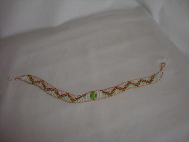 mes collier en verre de murano et perle de verre de lilou Image015