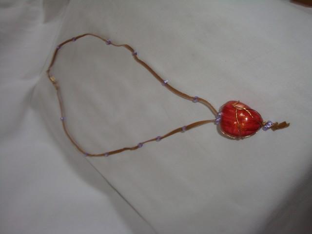 mes collier en verre de murano et perle de verre de lilou Image016