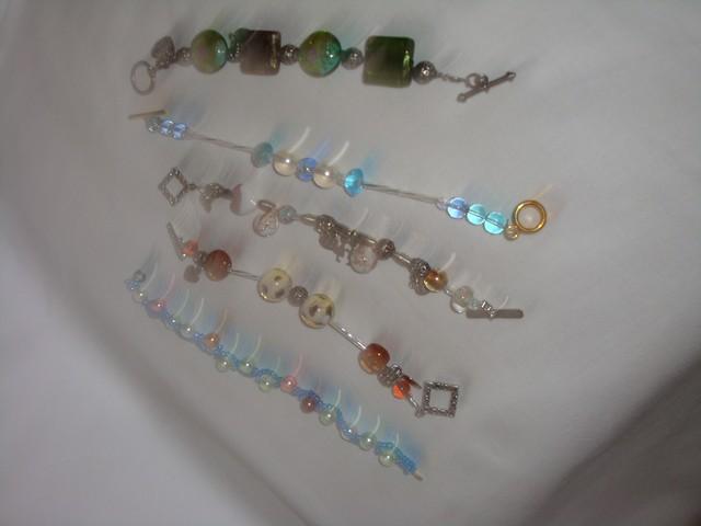 mes collier en verre de murano et perle de verre de lilou Image023
