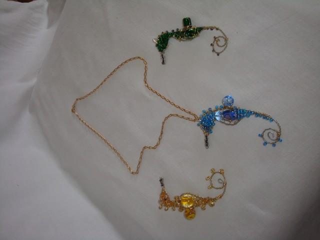 mes collier en verre de murano et perle de verre de lilou Image024