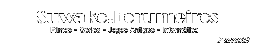 Suwako's Fórum