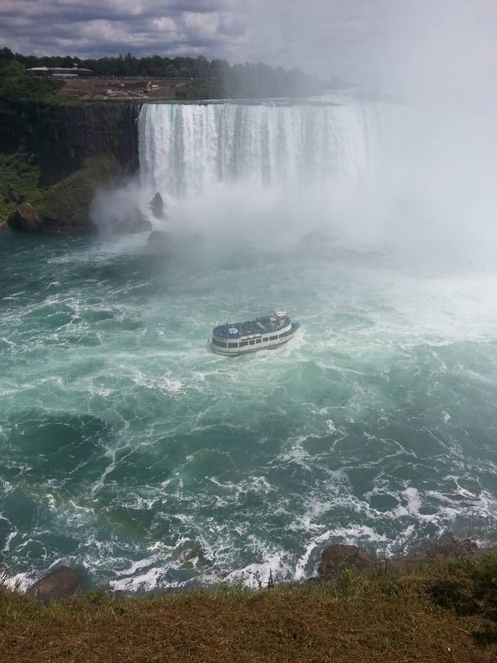 Chutes du Niagara - Canada / USA - Page 3 11836710