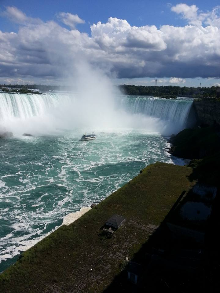 Chutes du Niagara - Canada / USA - Page 3 11846610