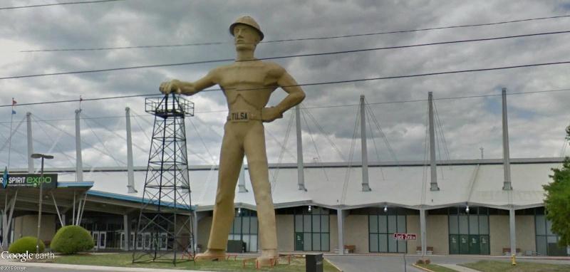 Route 66 : parcours d'un mythe américain. - Page 4 Tulsa10