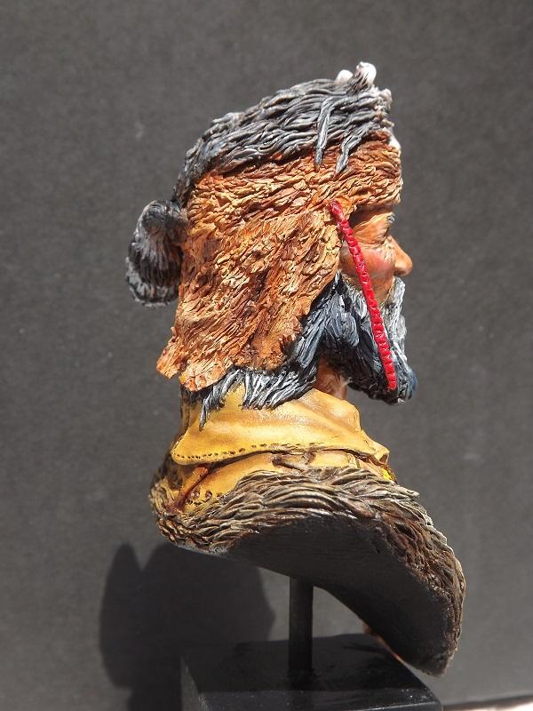 Buste de Trappeur Trappe14