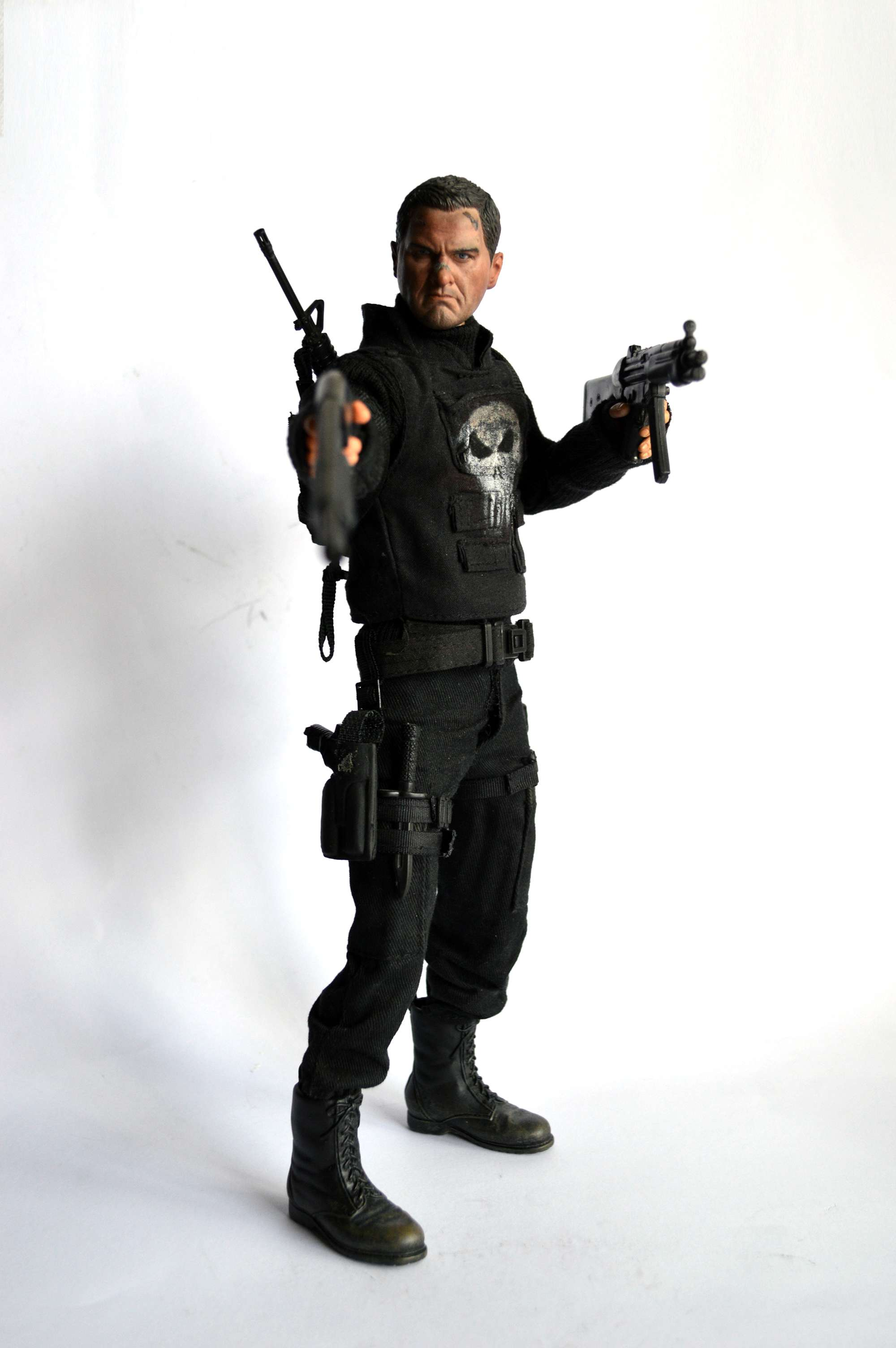 PUNISHER CUSTOM 1/6 12 inch, 30 cm 111
