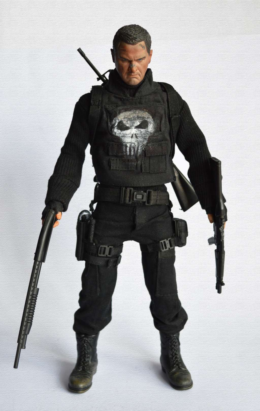 PUNISHER CUSTOM 1/6 12 inch, 30 cm 311