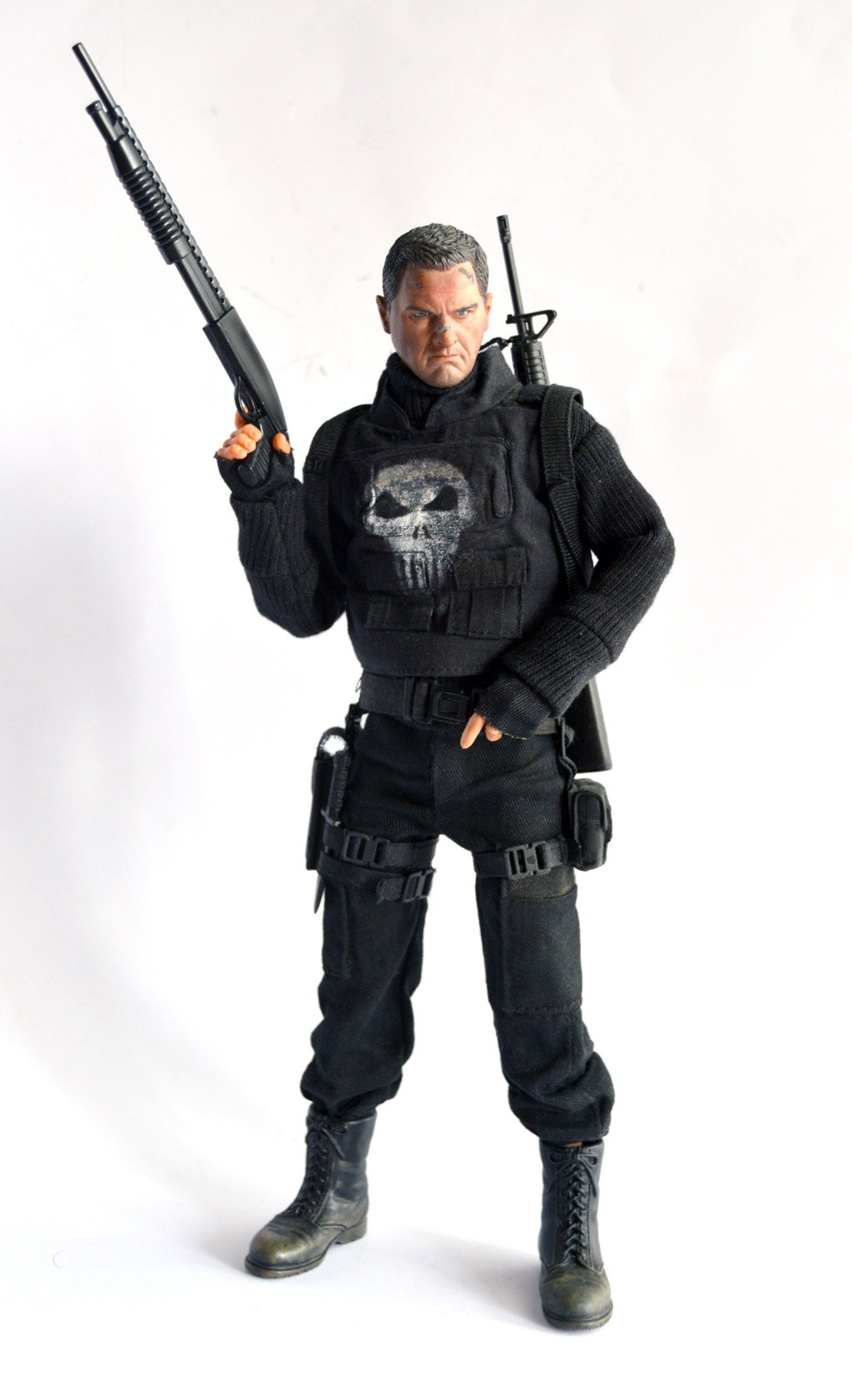 PUNISHER CUSTOM 1/6 12 inch, 30 cm 510