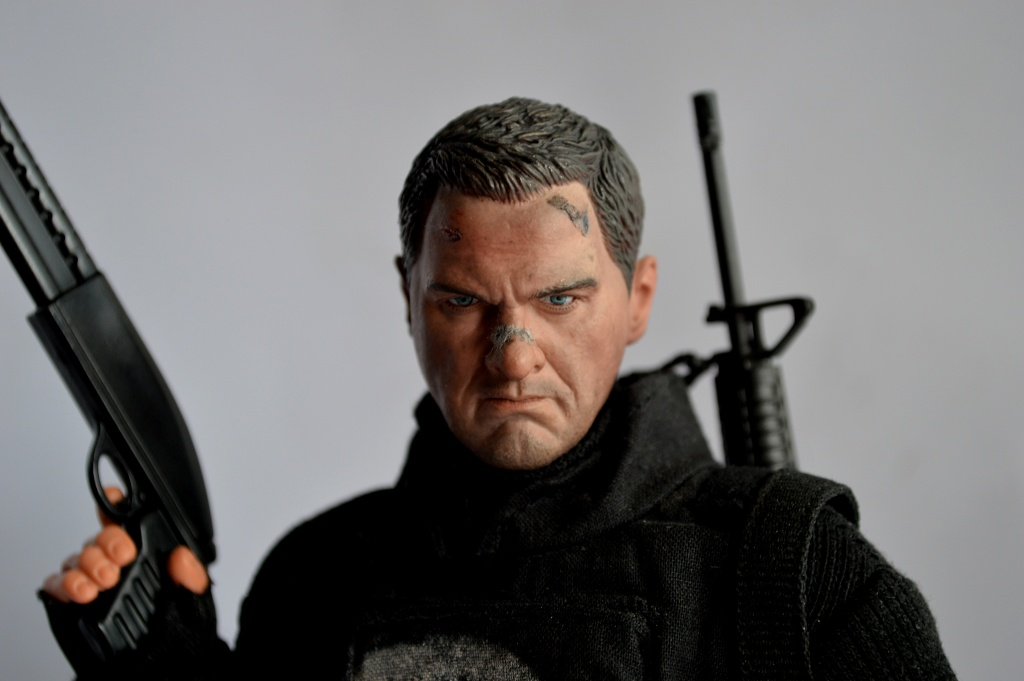PUNISHER CUSTOM 1/6 12 inch, 30 cm 710