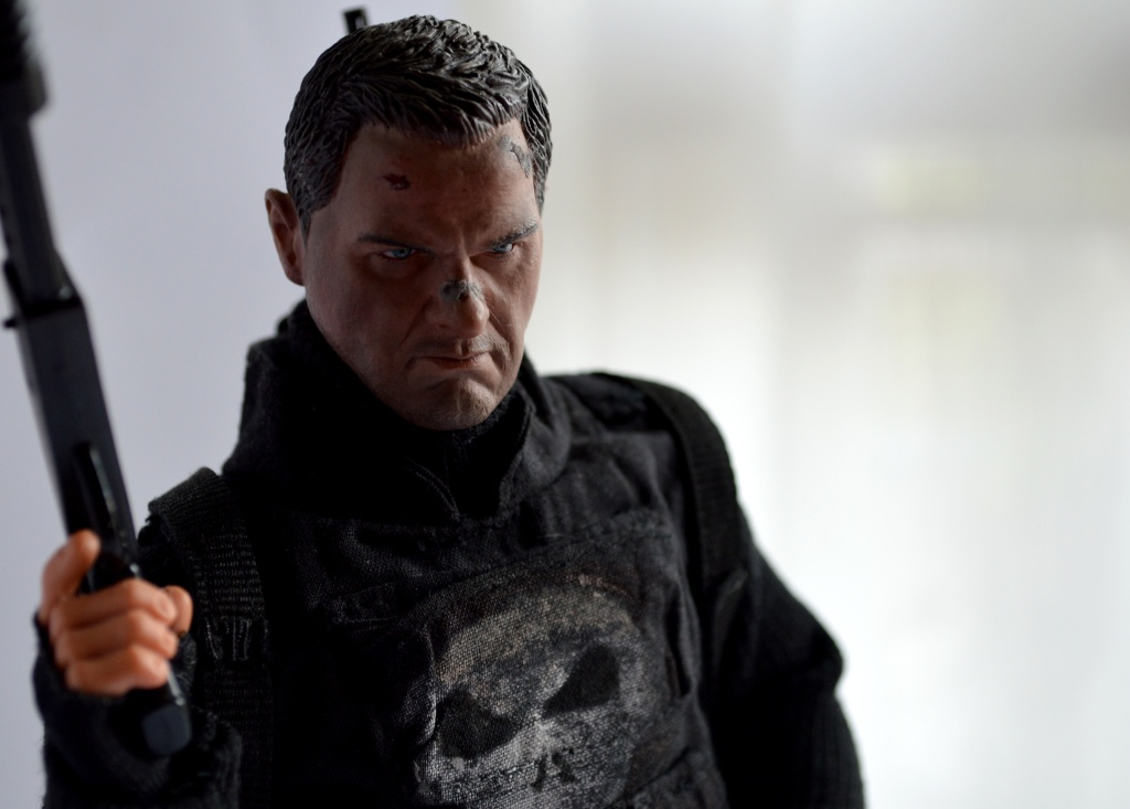 PUNISHER CUSTOM 1/6 12 inch, 30 cm 810
