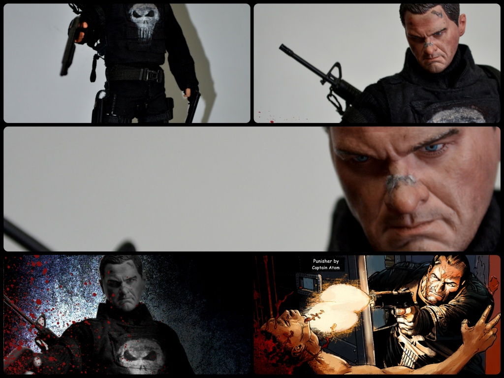 PUNISHER CUSTOM 1/6 12 inch, 30 cm 8_foto10