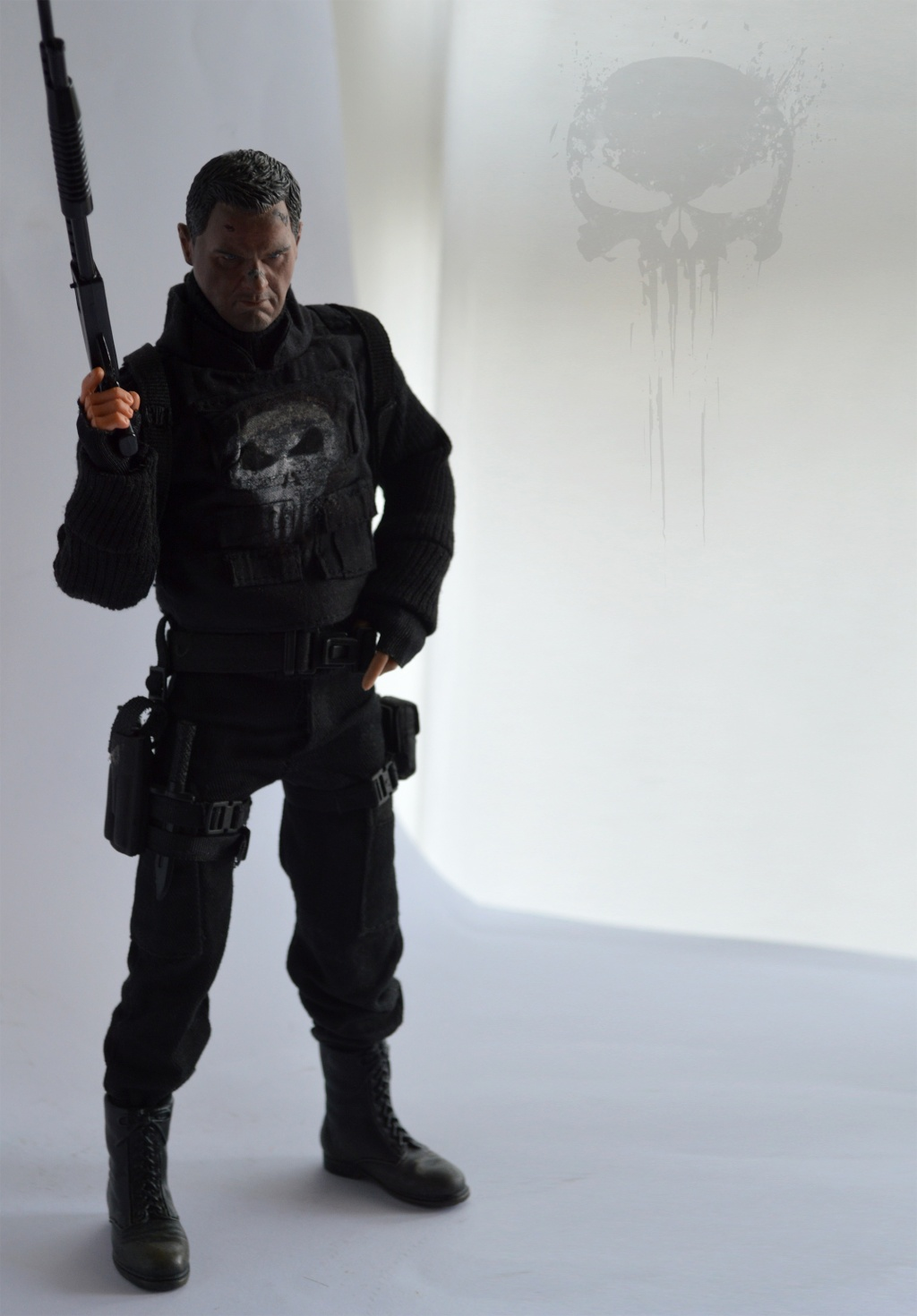 PUNISHER CUSTOM 1/6 12 inch, 30 cm 910