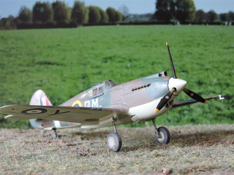 [airfix] curtiss MK.IIA tomahawk Curtis13