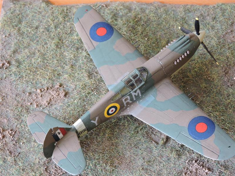 [airfix] curtiss MK.IIA tomahawk Curtis17