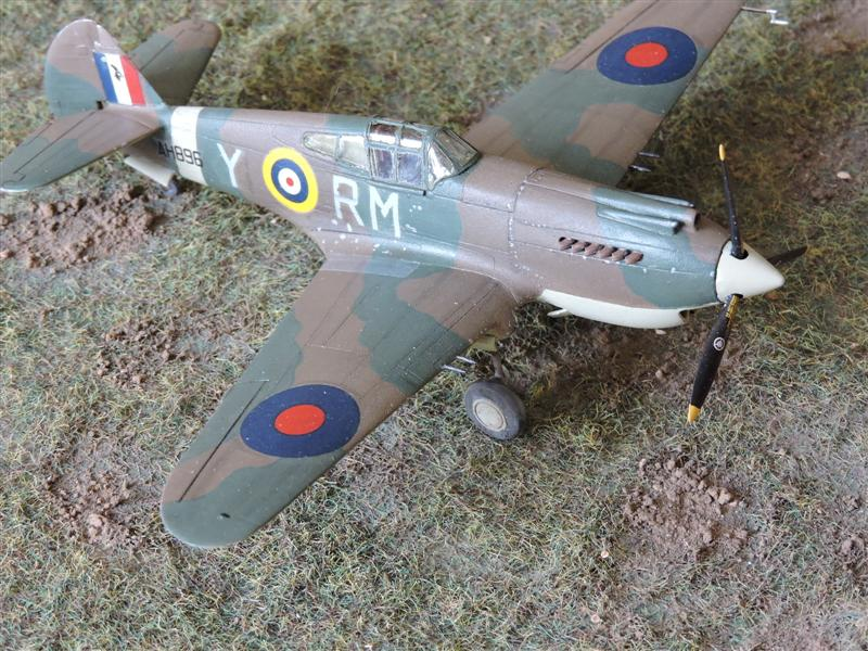 [airfix] curtiss MK.IIA tomahawk Curtis18