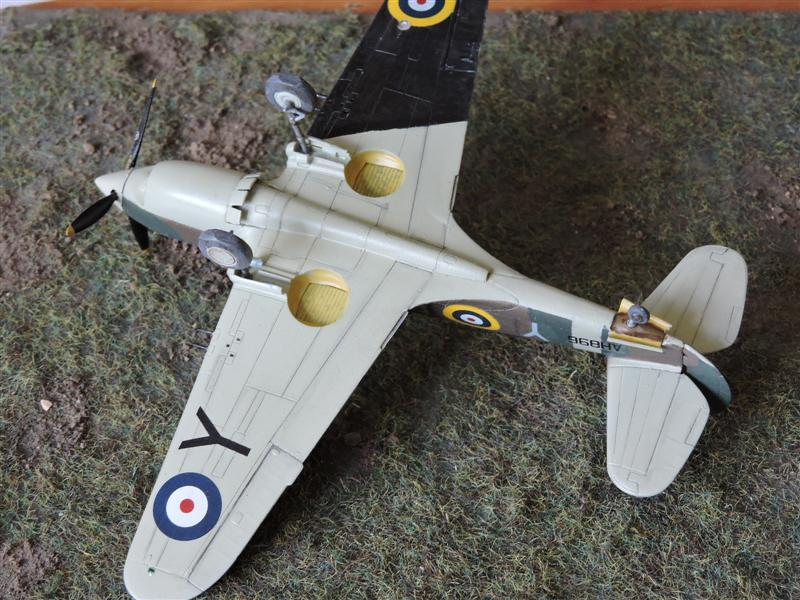 [airfix] curtiss MK.IIA tomahawk Curtis19