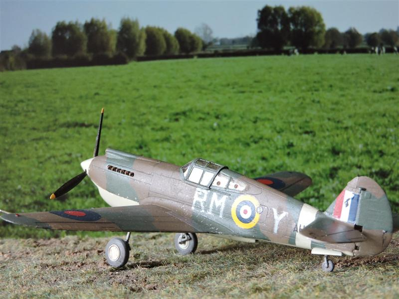 [airfix] curtiss MK.IIA tomahawk Curtis20