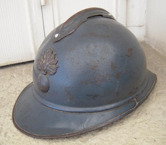 Adrian 15 Infanterie et Médailles - ESC 1 VENDU Dscn9825