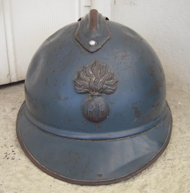 Adrian 15 Infanterie et Médailles - ESC 1 VENDU Dscn9827