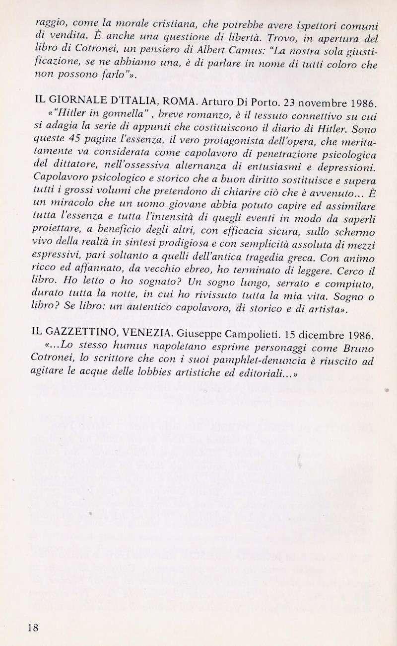 STRALCI CRITICI SULLE OPERE DI BRUNO COTRONEI! Zzzzzz33