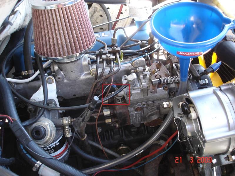 Changement des bougie de préchauffage Dsc09410
