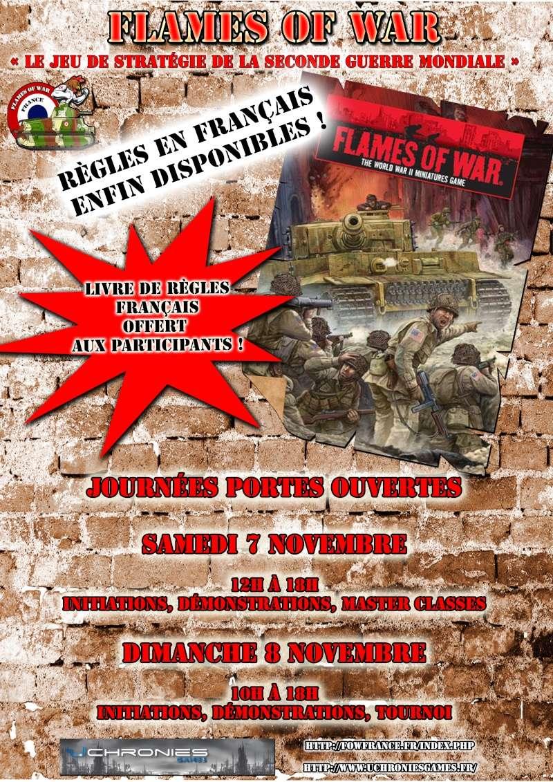 Evenementiel : Flames of war Uchronies 7-8 Novembre Affich11