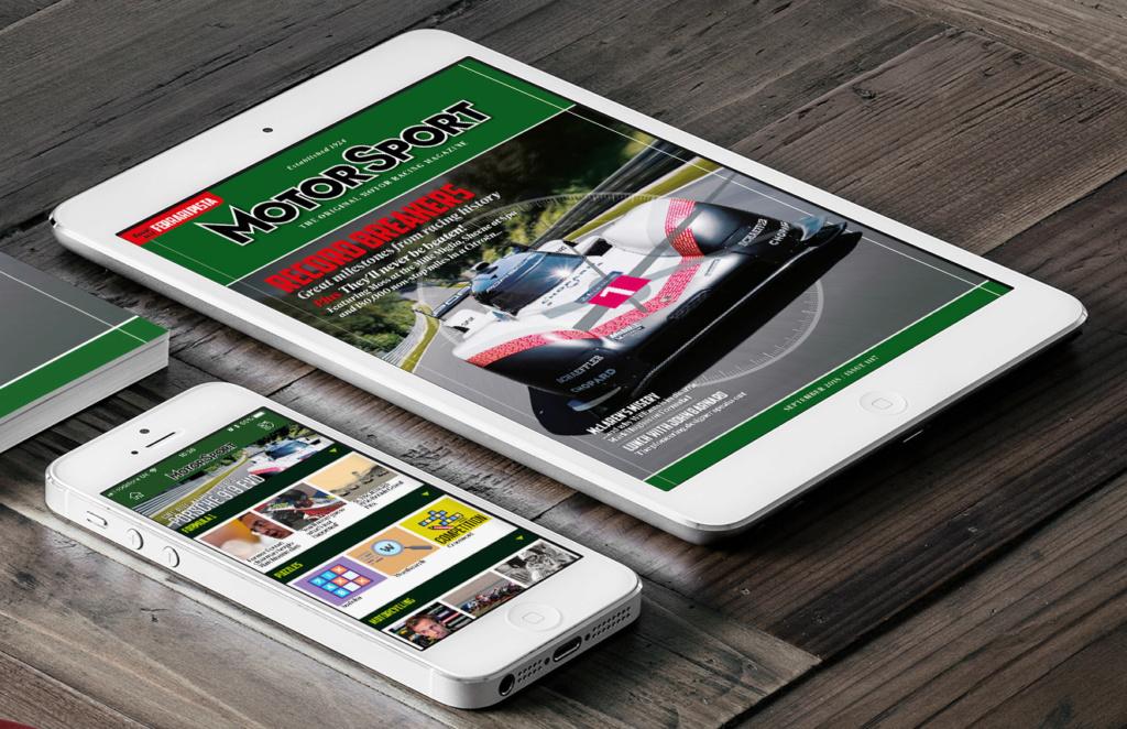 Motor Sport Magazine Offer Motor_10